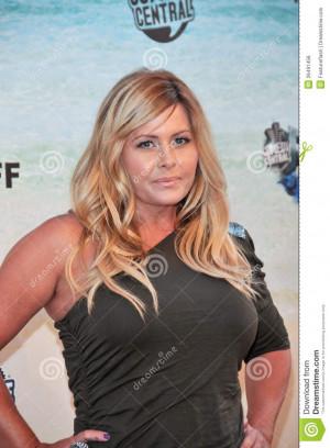 Nicole Eggert Celebrity