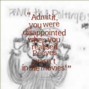 Admit It Quotes