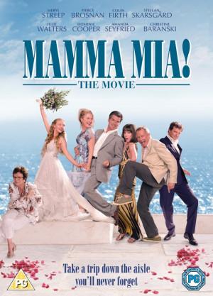 Mamma Mia! (UK - DVD R2 | BD)