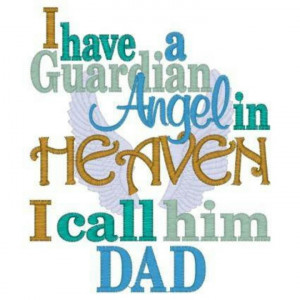 Happy Fathers Day in Heaven Daddy~OH!!