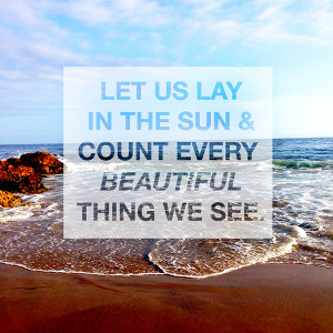 inspiration-beach-quote-weekend-relax-fashion-designer-jewelry-kendra ...