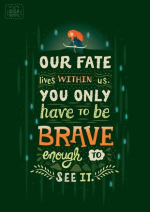 Quotes Brave
