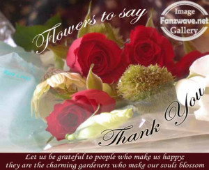 Images archive for the 'Thank you quotes' Category