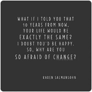 The Art of Adapting to Change