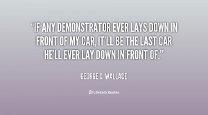George Wallace Quotes