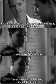 George Izzie - Grey's Anatomy.. So love their friendship... More