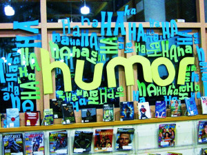 made last year featuring funny books. Gordon Korman, Catherine Jinks ...