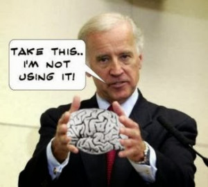 The question of course isn't if Joe Biden is dumb, but the degree of ...