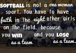 great-softball-quotes-softball-is-not-a-one-woman