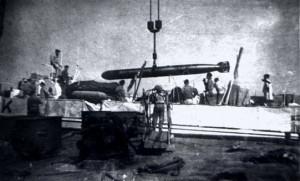 Sunken Warships World War 2