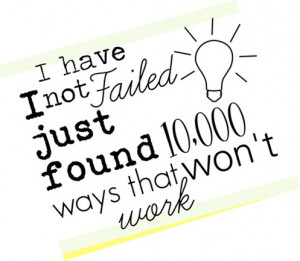 These are the thomas edison quote motivation inspiration Pictures