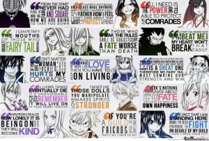 Funny Fairy Tail Quotes Fairy Tail Quotes