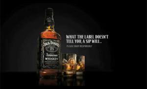Jack Daniel's Commercial: Old No. 7 (Campaign: Label History)