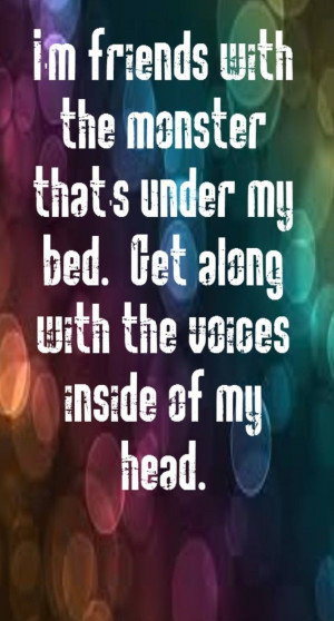 ft Rihanna - Monster - song lyrics, song quotes, songs, music lyrics ...
