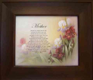 Missing Mom Poems From Daughter Words...the real soul food