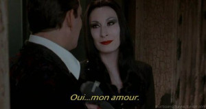 THE ADDAMS FAMILY movie quotes | The Addams Family Morticia And Gomez