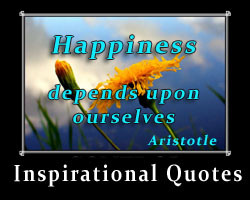 Selected Inspirational Quotes about Life