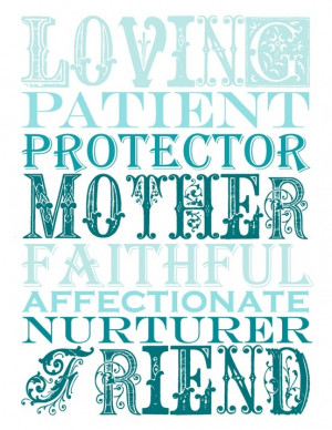 50 inspirational quotes for mother s day a collection of inspirational ...