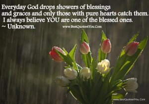 Everyday Is a Blessing Quotes http://quotespictures.com/everyday-god ...