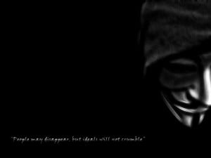 anonymous quotes v for vendetta 1343x801 wallpaper High Quality ...