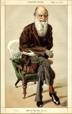 Charles Darwin, 1871