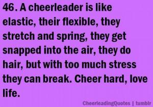 cheer #cheerleading #cheerleadingquote #cheerquote #quote