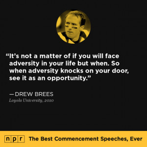 Quotes by Drew Brees