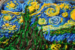 Van Gogh Starry Night Original