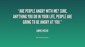 Angry People Quotes