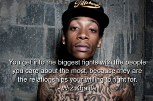 Wiz Khalifa Break Up Quotes (14)