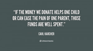 Quotes About Donating Money