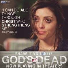 God's Not Dead - A Must See Movie! - http://www.christianfilmdatabase ...