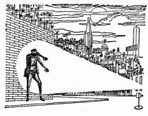 pedestrian ray bradbury summary,the pedestrian analysis,ray bradbury ...