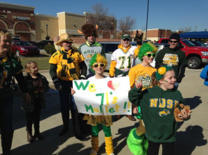 NDSU Bison Football Schedule 2015