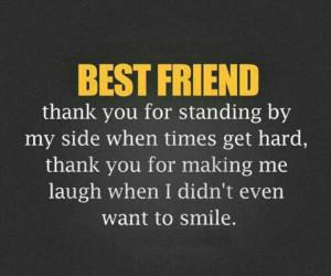 My dearest friend!