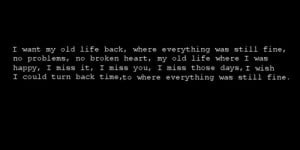 Unhappy Life Quotes Tumblr Picture