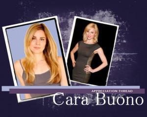 Cara Buono Appreciation - Because Even Carlos Needs a Grace Foster ...
