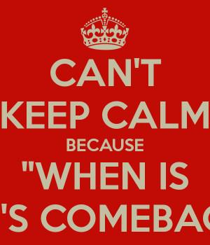 Comeback Quotes