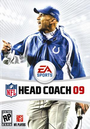 NFL Head Coach 09 (Caratula de PlayStation 3) a tamaño completo: 640