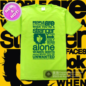 Free shipping Jim Morrison Poet Quotes the doors Rock and roll High ...
