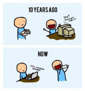 Friday Funny: You've Got Mail!