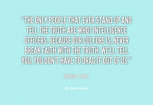 Stand Up for People Quote
