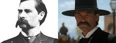 Wyatt Earp, figure in the Wild West of American history, lawman who