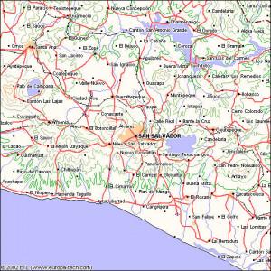 el salvador maps el salvador city maps el salvador departments el