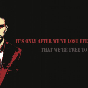 fight club inspirational quotes text wallpaper fight club logo movies ...