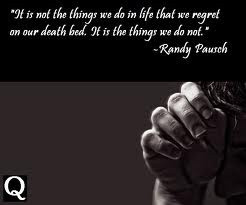 randy pausch last lecture quotes - Google Search