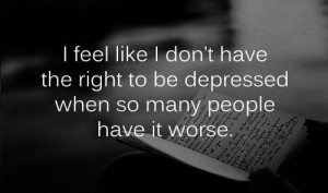 Black and White depressed sad quotes book