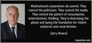 Multinational Quotes