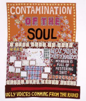 tracey emin contamination of the soul 2008 a4 Tracey Emin; Those who ...