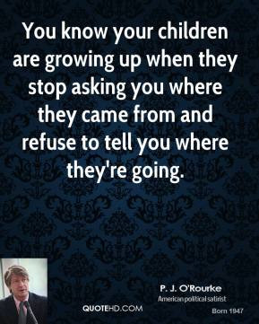quotes about children growing up children growing up